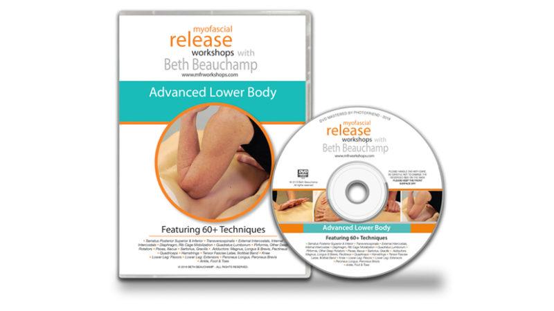 Advanced Lower Body DVD